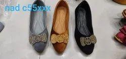 Jumpy style Women Ballerina Shoes