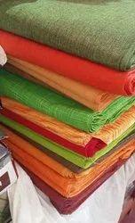 Cotton Fabric, Check/stripes, Multicolour