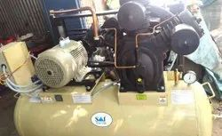 Air Compressor For Co2 Laser Cutting Machine