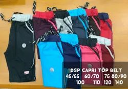 Boys' Capri (Top Belt)