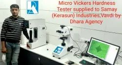 Touch Screen Digital Micro Vickers Hardness Tester