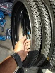 Rubber MTB CYCLE TYRES