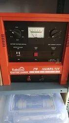 Battery Charger, 10 Amp 72v, 220V