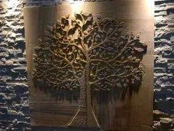 Stone Tree mural