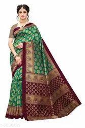 Silk Ethnic Wear Clothes