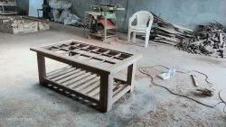 Teak Wood Center Table all types of design available