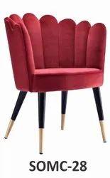 Sunny Overseas Modern SOMC-28 Designer Chair, For Cafe