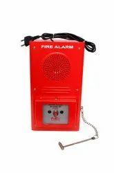 Palex Automatic Fire Alarm