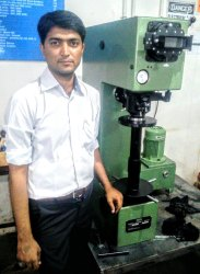 SAROJ make Optical Brinell Hardness Tester Model - B-3000-O