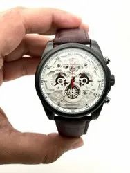 Men Round Tag Heuer watch, For Daily
