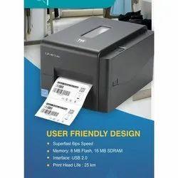 TVS Lp46 Lite Barcode Printer, Max. Print Width: 6 inches, Resolution: 203 DPI (8 dots/mm)
