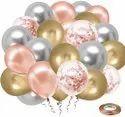 Metalic ballons