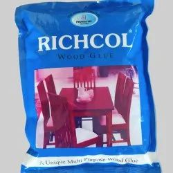 Richcol blue synthetic adhesive