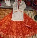 Beautiful Kurti And Skirt