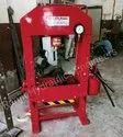 Hand Operated Hydraulic Press 20 Ton