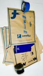Flipkart Paper Courier Bag