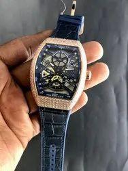 Men Rectangular Franck Muller Watches