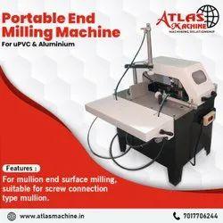 Aluminium Atlas End Milling Machine