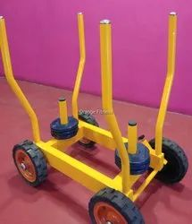 Chest Commercial Tank Sled, Weight: 100