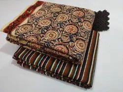 Printed Bagru Print Cotton Fabric