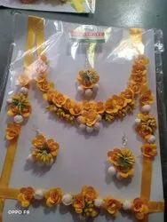 Artificial Flower Jewellery