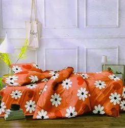 100x108 Twill Cotton Bed Sheet