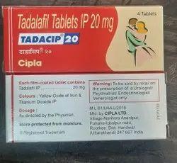 Tadacip 20 Tablet