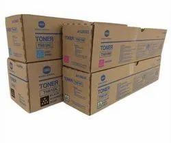 Konica Minolta Genuine TN616 CMYK Toner Set for Bizhub Press C6000 C7000