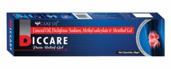 Care Us Diccare Gel, Packaging Type: Tube