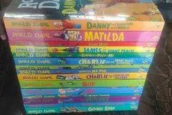English Roald Dahl Book