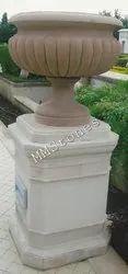 Stone Planters Flower Pot