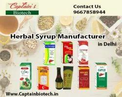 Ayurvedic herbal syrup & tonic