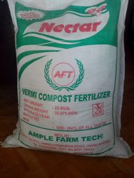 Organic Vermicompost and Manure 50kg (only for bulk quantity) minimum 10toons order