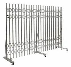 Mild Steel Collapsible Gates