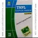Tnpl A4 Copier 70 Gsm Paper ( 10 Ream / pack )
