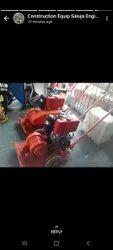 Earth Compactor Dhumas Machine