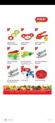 MRK Polished Kitchenwere Products