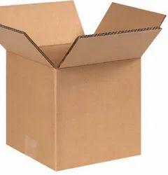 Heavy Duty Corrugated Box, Packaging Size: 14 X 14 X 13.75