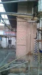 Stone Carved Wall Panel murals