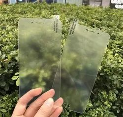Matte Finish Tempered Glass, Packaging Type: Box, Thickness: 0.55 Mm