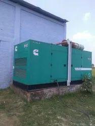 Diesel Generator Repair