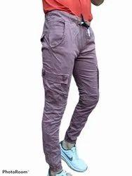 purple Joggers Jogger Pant