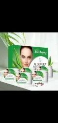 Glowing Skin Chemical Real Aroma Facial Kit, For Parlour