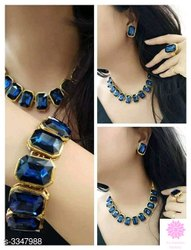 Alloy Jewellery Set