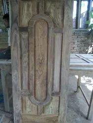 Sisam Wooden Door, For Home