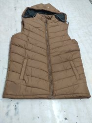 Men Black Jacket, Size: Large