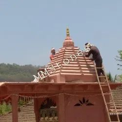 Red Stone Temple