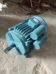 Shree Krishna Foot Mounted 5 Hp Single Phase Motor, 130, 220