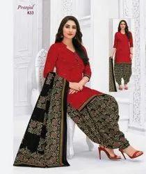 Cotton Pranjul Readymade Dress