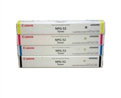 Canon Npg 52 Toner Cartridges Set